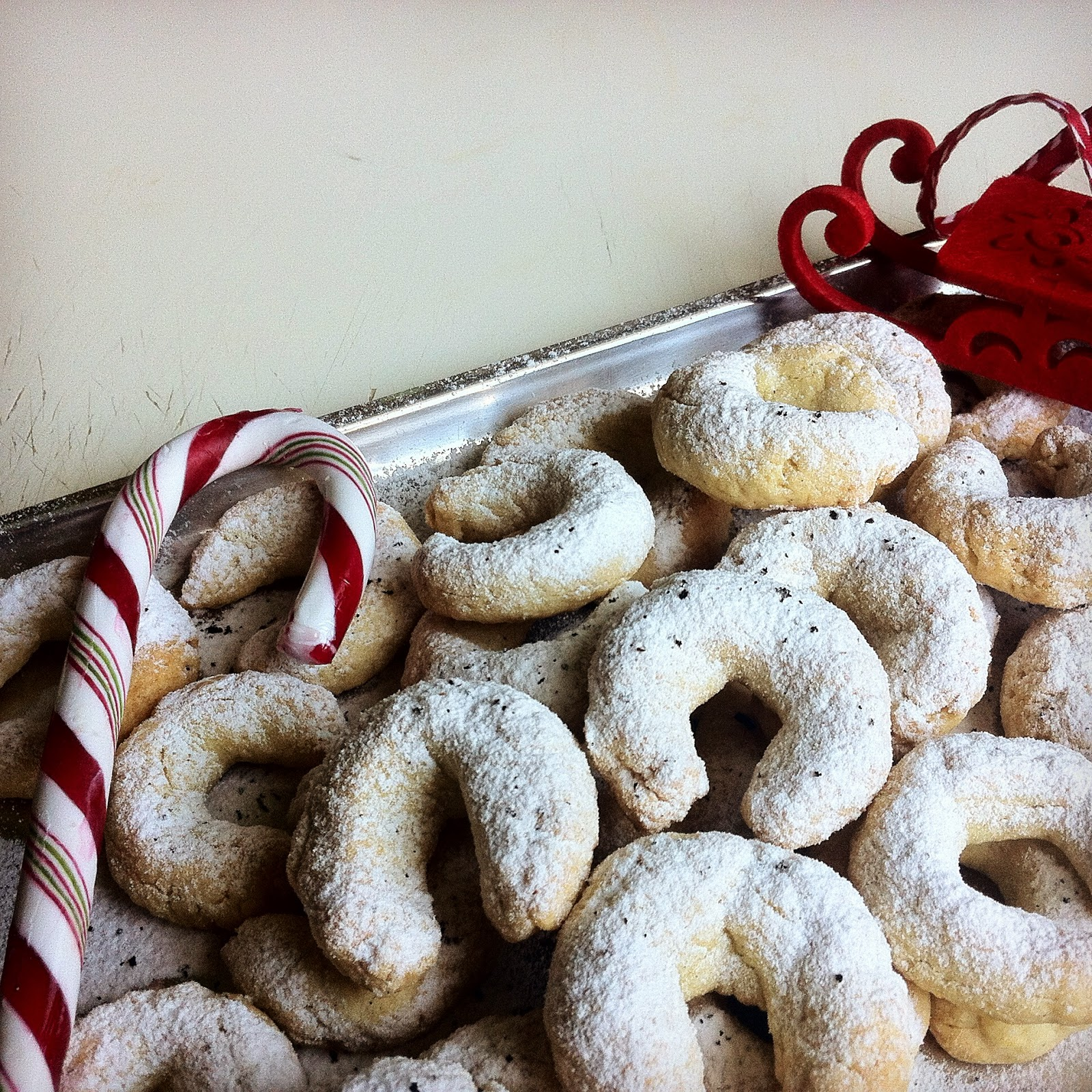 Dolci Di Natale Austriaci.Vanillekipferl Biscotti Natalizi Alla Vaniglia Dall Austria