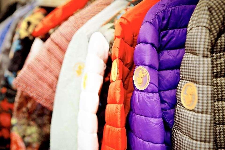 new styles a0df2 53c1d Save the Duck e la questione oche   Vita su Marte