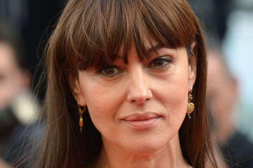 Monica bellucci parrucca