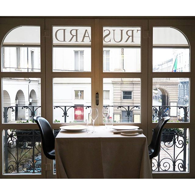 San Valentino al Trussardi alla Scala e la mia esperienza in cucina ...