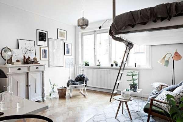 Idee per arredare un appartamento piccolo vita su marte for Arredare piccolo appartamento