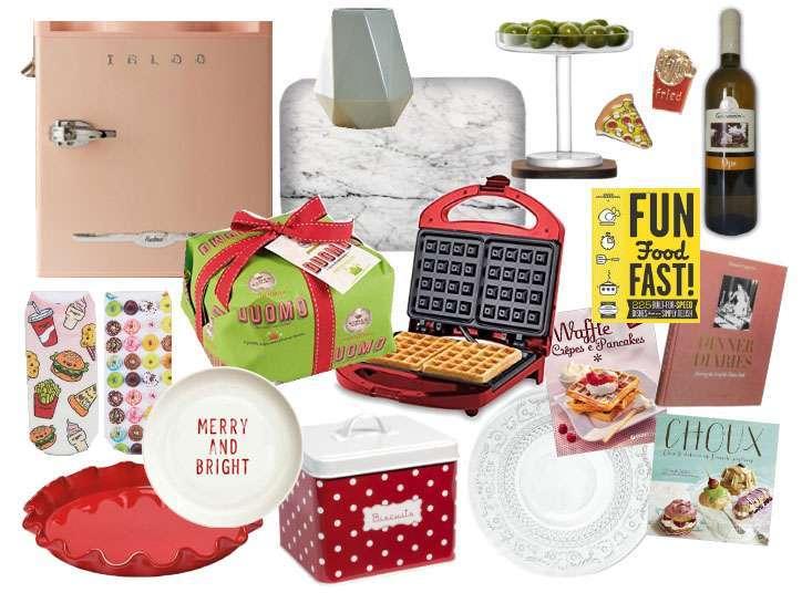 Regali Natale Idee.Idee Regalo Di Natale Per Chi Ama Mangiare E Cucinare Vita