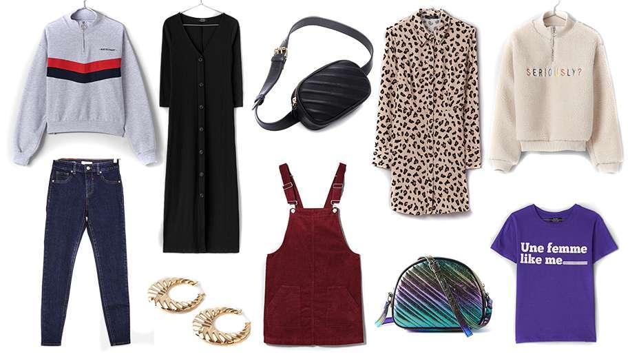 moda low cost di Bershka