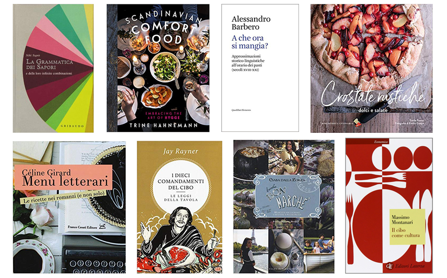 libri che parlano di cibo