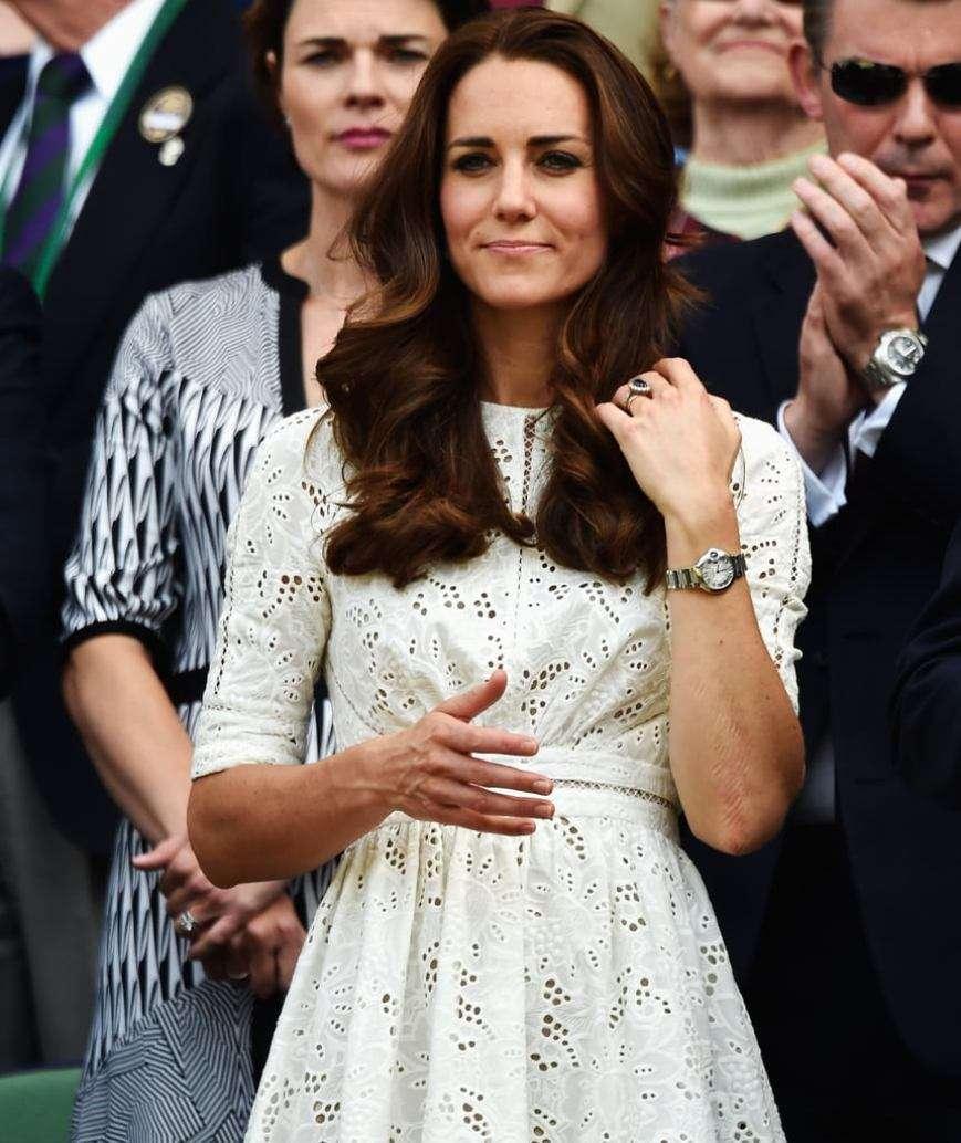 Le fans di Kate Middleton
